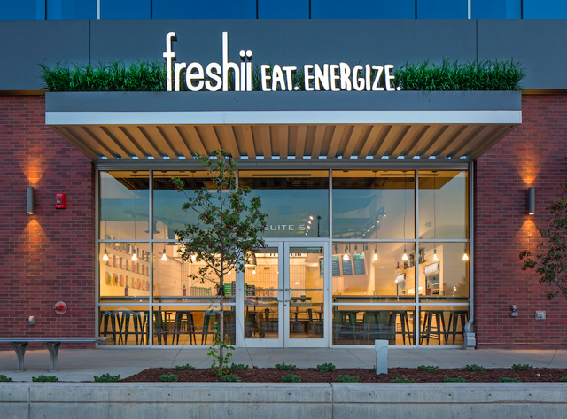 How Freshii has built a healthy brand in a high-growth environment