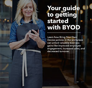 Your guide to getting started with BYOD