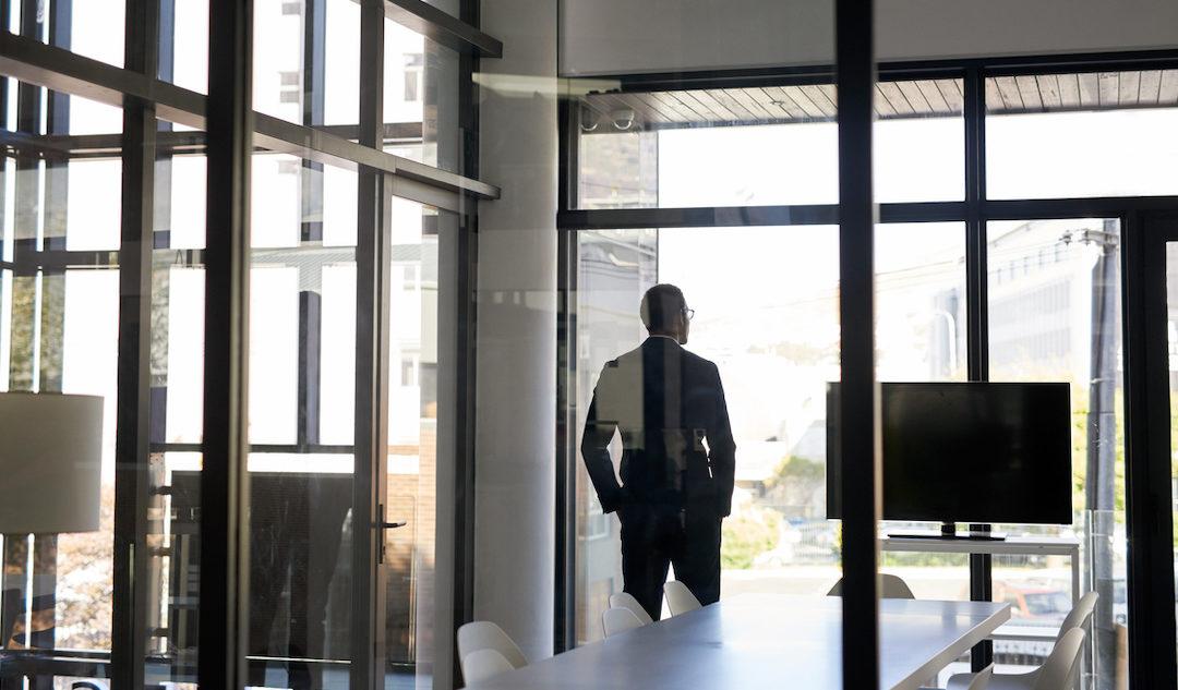 CEO delivering bad news | Nudge