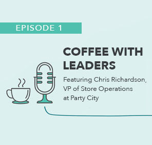 Coffee with Leaders: Episode One – Chris Richardson