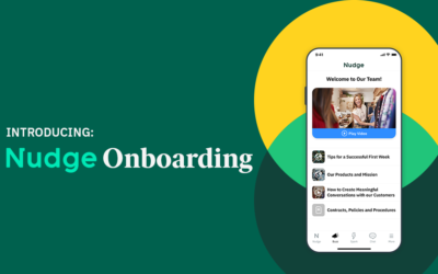 Streamlining deskless employee onboarding with Nudge