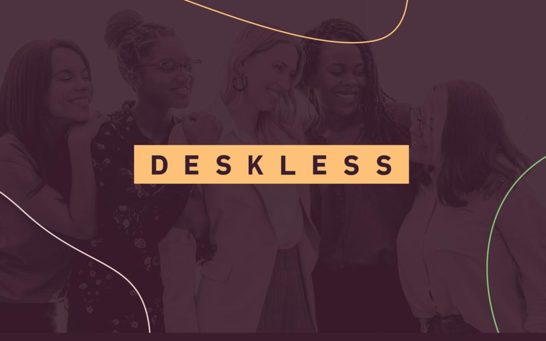 Deskless 2021 blog announcement