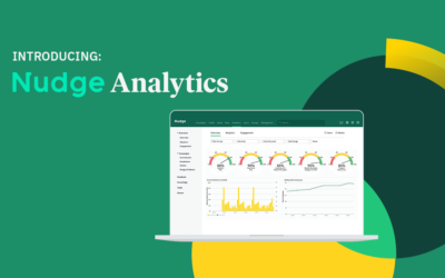 Collect actionable workforce insights with Nudge Analytics