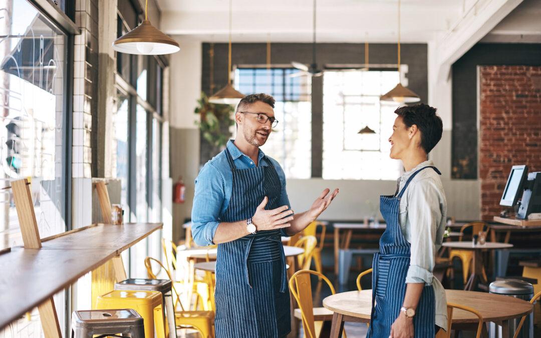 Upward feedback at restaurant | Nudge