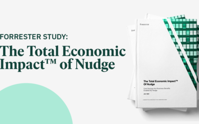 [INFOGRAPHIC] The Total Economic Impact™ of Nudge